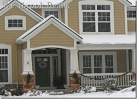 StratfordGlenSnowfrtelev thumb Byron Center Michigan Real Estate Market Report Jan –Dec 2010