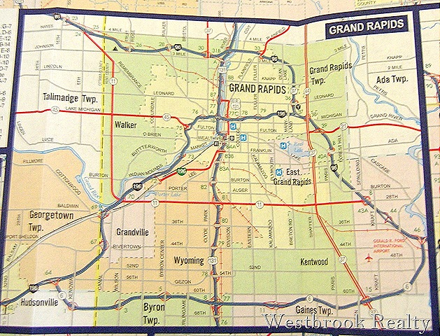 Population Growth In Kent County Michigan Grand Rapids Real Estate